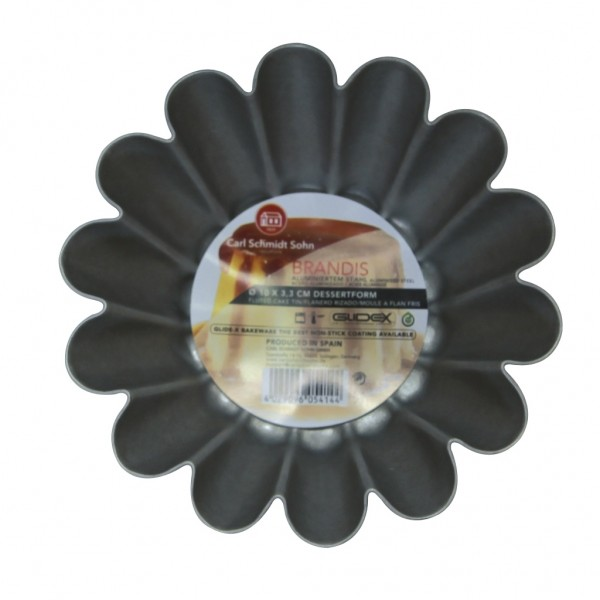 BRANDIS geriffelte Springform 10 x 3,3 cm