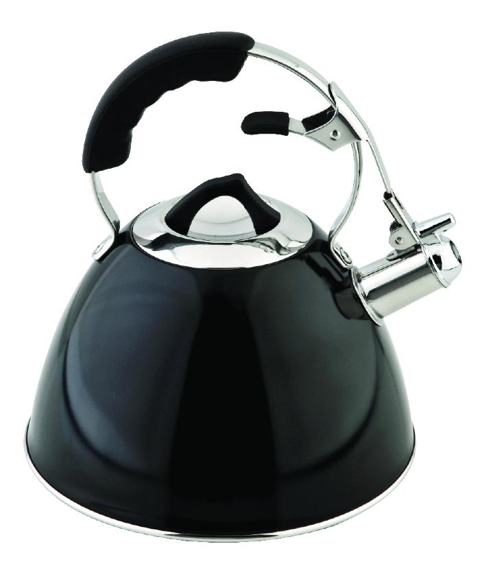 aquatic pfeifkessel schwarz 3 l aquatic kochgeschirr produkte carl schmidt sohn gmbh. Black Bedroom Furniture Sets. Home Design Ideas