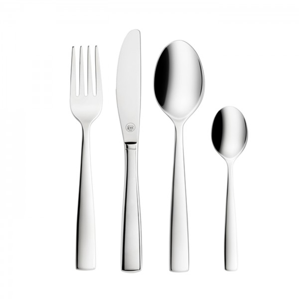SILVER LINE Place Setting - 4 pc set